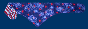 Patriotic Dog Bandana