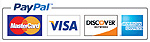 PayPal accepts credit cards